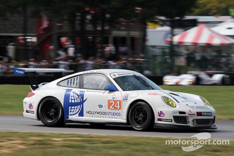 Australian Calvert-Jones joins Competition Motorsports Porsche for Petit Le Mans