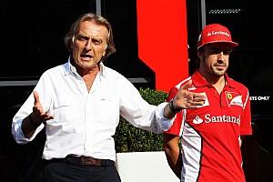 Formula 1 Breaking news Montezemolo urges 'huge effort' for 2012 title battle