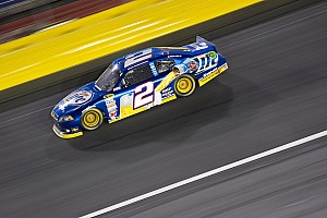 NASCAR Cup Race report Dodge's Keselowski maintains points lead after Charlotte 500