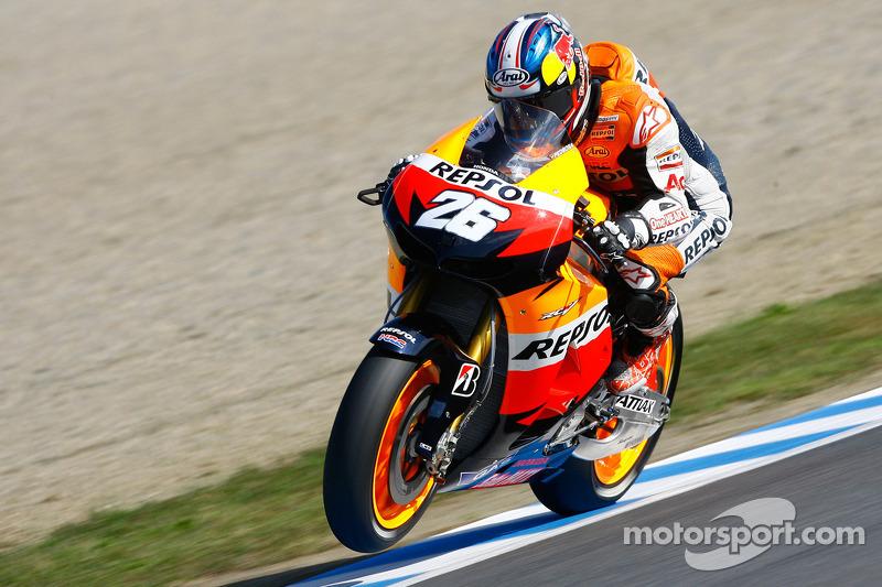 Bridgestone: Pedrosa tops all-Spanish podium at Motegi