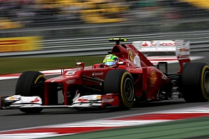 Formula 1 Breaking news Ferrari and Massa remain together through 2013