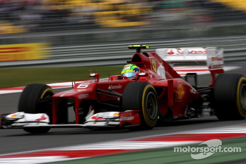 Ferrari and Massa remain together through 2013