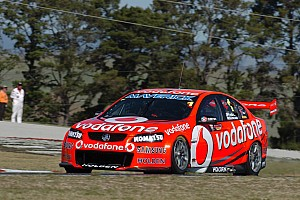 Supercars Practice report TeamVodafone focus on race preparation ahead of Gold Coast race