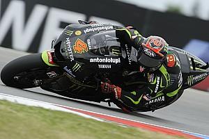 MotoGP Practice report Rain disrupts Dovizioso and Crutchlow's preparations in Sepang
