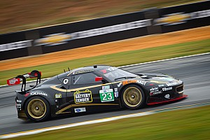 ALMS Qualifying report Lotus Alex Job Racing to start Petit Le Mans finale from seventh row