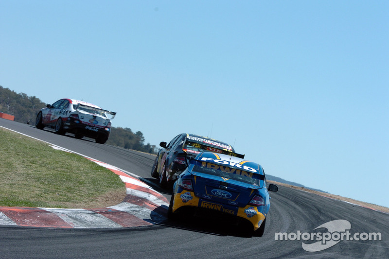 All-nighter earns IRWIN racing top-10 on the Gold Coast