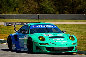 ALMS Race report Team Falken Tire concludes season with sixth place at Petit Le Mans