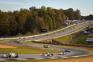 ALMS Race report Michelin scores 14th consecutive win at Petit Le Mans