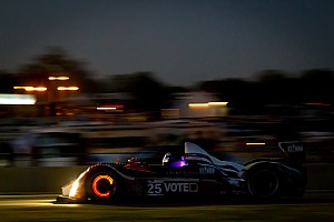 ALMS Race report On-track incidents spoil Ende's Petit Le Mans