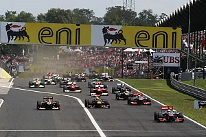Formula 1 Breaking news Hungary looking to secure F1 race through 2021