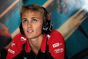 Formula 1 Breaking news Chilton to drive Marussia in Abu Dhabi practice