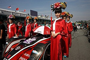 Asian Le Mans Breaking news Asian Le Mans Series launches inaugural calendar for 2013