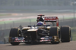 Formula 1 Race report Toro Rosso lost chance to score points in India