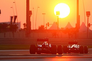 Formula 1 Preview Both Red Bull drivers like of the twilight element on Abu Dhabi race