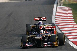 Formula 1 Breaking news Ricciardo and Vergne will continue racing for Scuderia Toro Rosso in 2013