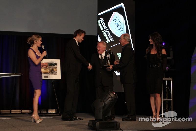 Alex Job Racing celebrates successful 2012 GTC Season