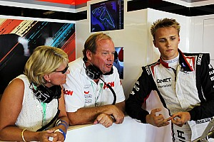 Formula 1 Breaking news Chilton's sponsors ready to fund 2013 debut