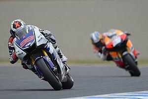 MotoGP Preview Bridgestone plans tyres for season finale at Valencia