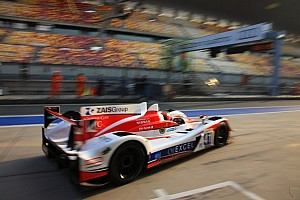 WEC Breaking news A good, but not great, 2012 season for Greaves Motorsport