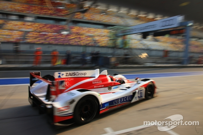 A good, but not great, 2012 season for Greaves Motorsport