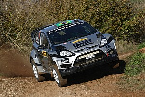 WRC Leg report Oliveira closed the WRC season with a great performance in Spain