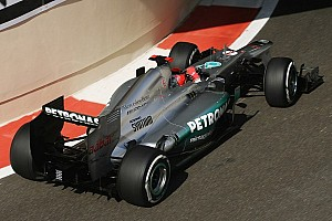 Formula 1 Commentary Merc should have kept Schu, not Rosberg - Villeneuve