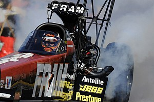 NHRA Race report Massey,team unable to take Top Fuel crown in season finale at Pomona