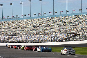 Grand-Am Preview Teams set for November open test at Daytona
