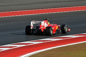 Formula 1 Qualifying report Qualifying leaves a bitter taste for Ferrari in Austin