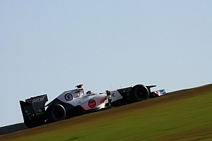 Formula 1 Preview Sauber will attempt at Interlagos to reach fifth place in the constructors' championship
