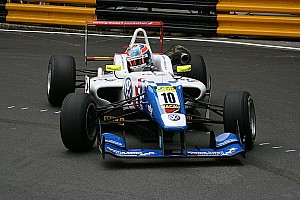 F3 Race report Jack Harvey makes his debut at Macau race