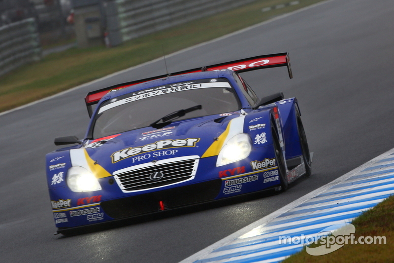 Andrea Caldarelli cruises to front row in Fuji Sprint Cup