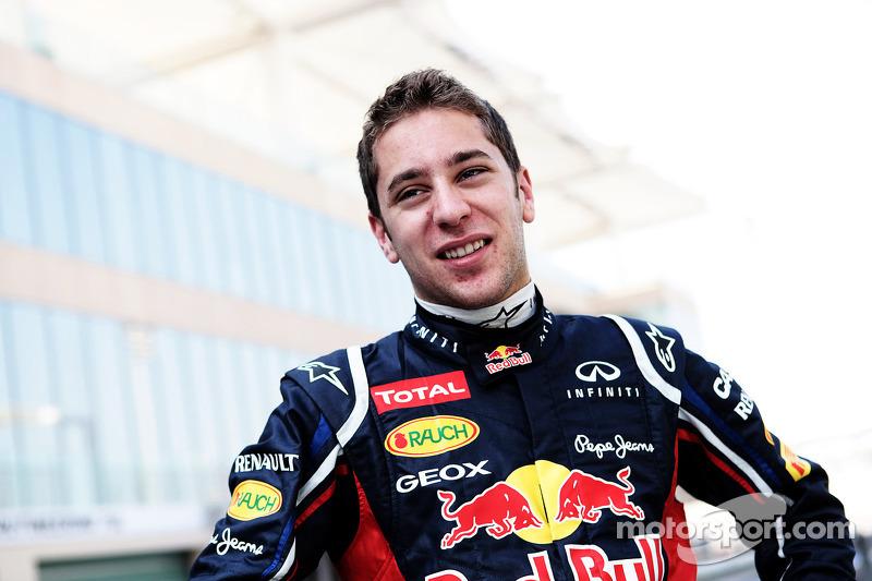 Sauber F1 Team signs Esteban Gutiérrez as its race driver