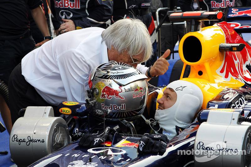 Ecclestone exit could cost F1 'a few' races