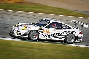 ALMS Interview Alex Job reflects on winning the 2012 GTC championship