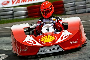 Formula 1 Breaking news Schumacher to be karting test driver in 2013