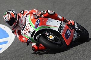 MotoGP Testing report Ducati Team completes 2012 testing at Jerez