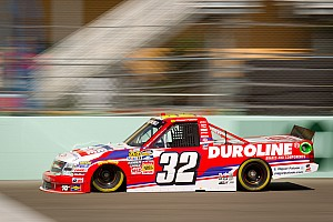 NASCAR Truck Breaking news Miguel Paludo returning to Turner Motorsports in 2013