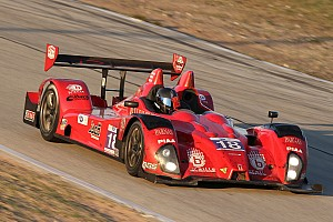 ALMS Testing report Matt Bell turns heads in first LMPC test with Performance Tech