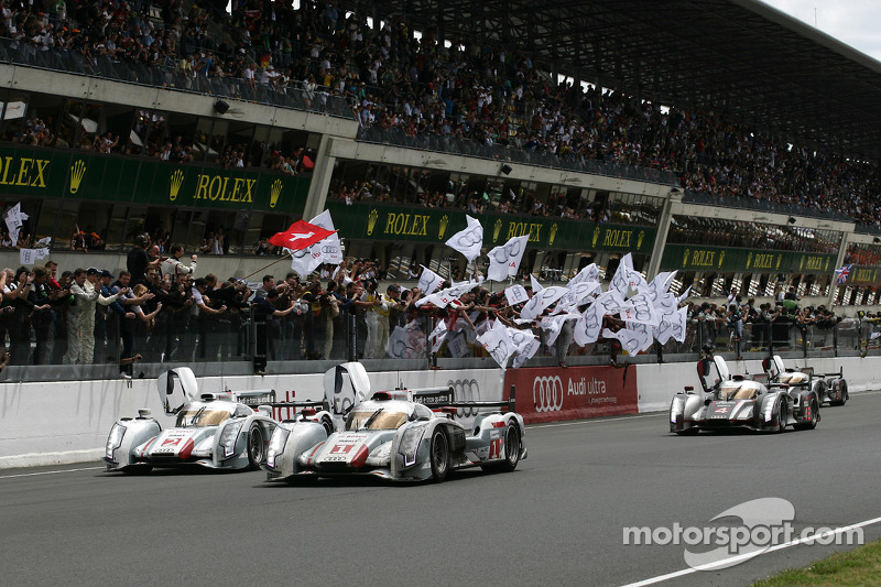 Audi receives numerous international accolades