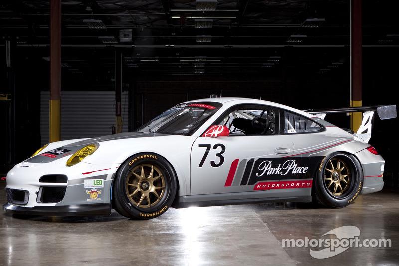 Park Place Motorsports Porsche team will make their debut at Daytona