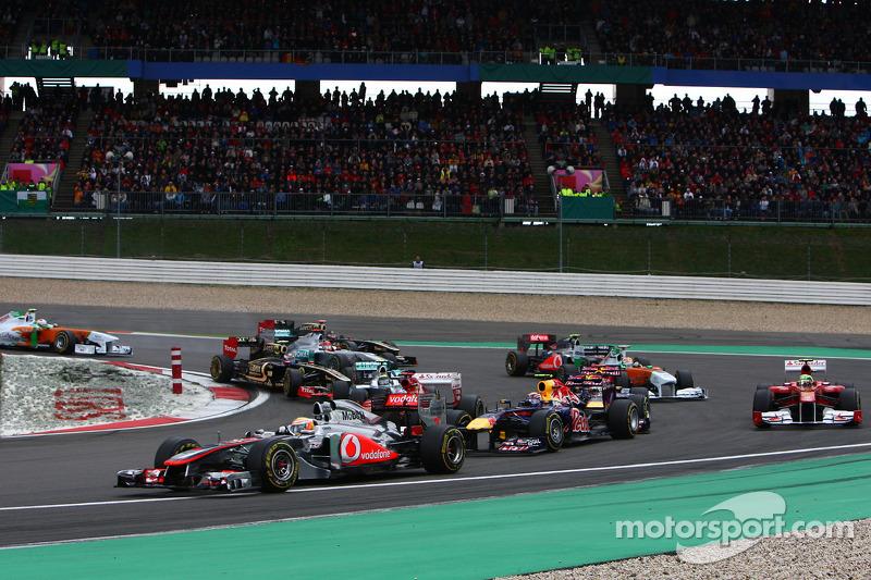 Nurburgring to host 2013 German race - spokesman