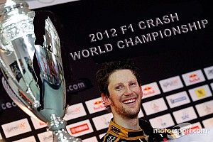 Top moments of 2012, #12: The crash world championship - video