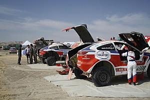 Dakar Stage report Riwald Dakar Team enjoyed the stage 1 in Peru