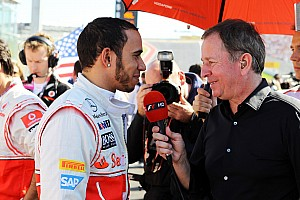Formula 1 Commentary Brundle tips Hamilton to win race in 2013