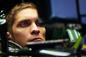 Formula 1 Breaking news Petrov's manager not confident of 2013 deal