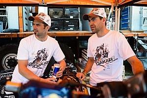 Dakar Stage report Red Bull's Despres grabs his first 2013 win on stage 9