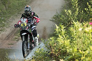 "Dakar Stage report ""Bang Bang"" Barreda takes fourth win in Dakar on stage 10"