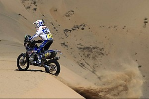Dakar Stage report Roma, Verhoeven take stage 12 wins as leaders hold top spots