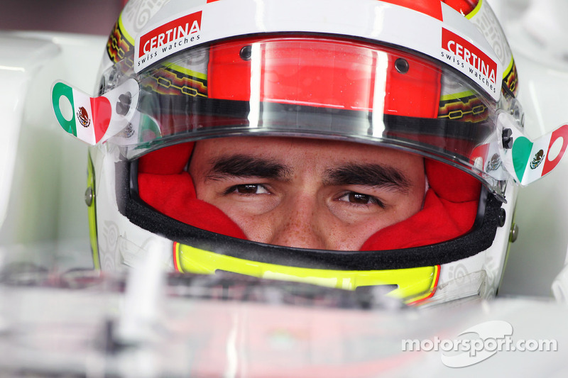Mexico has 'plans ready' for 2014 F1 return